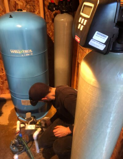 Water Pump Install Eugene Oregon